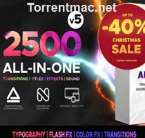 Videohive – Transitions and Effects V5