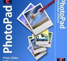 NCH PhotoPad Image Editor Professional 5.15
