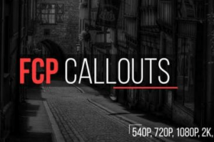 FCP Callouts for Final Cut Pro 18470623