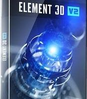 Vide Capilot Element 3D v2.2.2.2169 Plugin for After Effects
