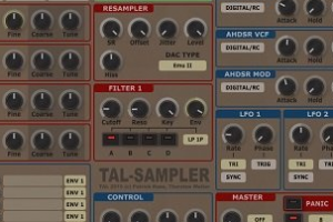 Togu Audio Line TAL-Sampler v3.2.9