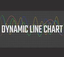 Dynamic Line Chart 1.0.3 for After Effects