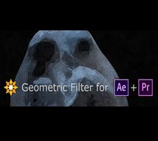 Geometric Filter v1.0.3 for After Effects